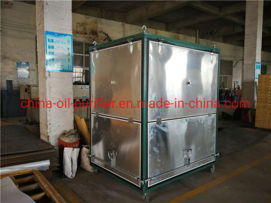 Zyd Series Insulating Oil Purification Machine with Capacity 6000lph