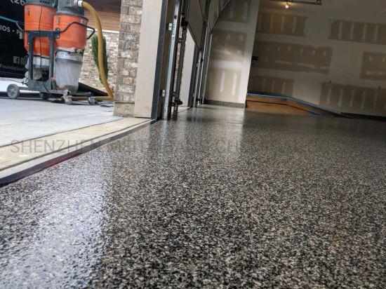 Epoxy Garage Flooring Coating System