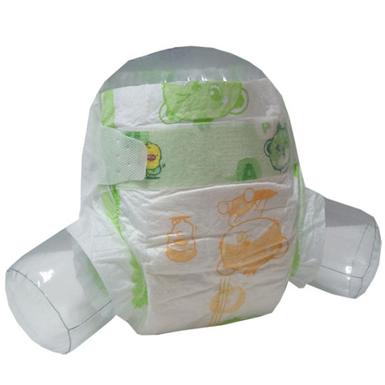 Newborn Disposable Care Ultra-Thin Dry Breathable Baby Diapers