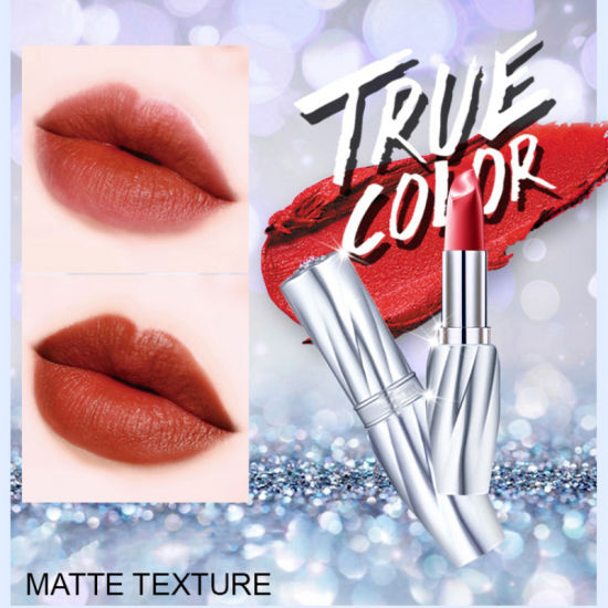 Wholesale No Logo Cosmetic Waterproof Private Label Red Lipstick