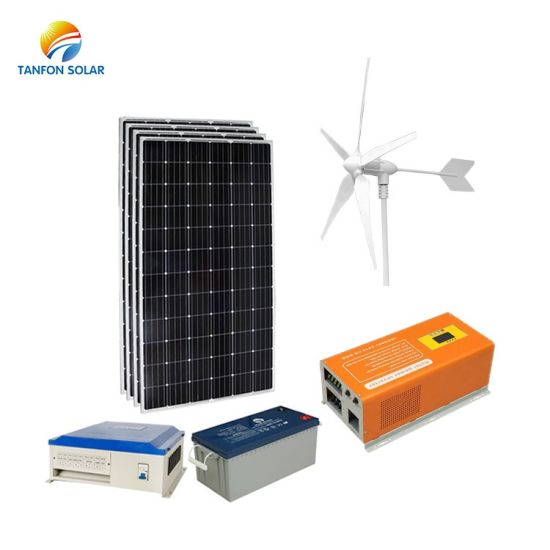 High Efficiency 300W Small Wind Turbine for Home