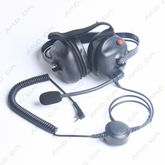 Industry Headphones Noise Reduction Neckband Headset