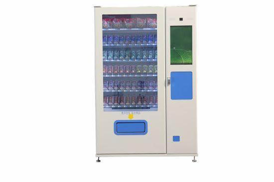 Smart Combo Coil Vending Machine for Neighborhoods