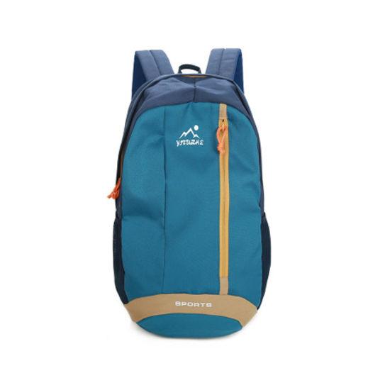 Boys Waterproof Spots Leisure Backpack Custom Travel Bagpack for Teen