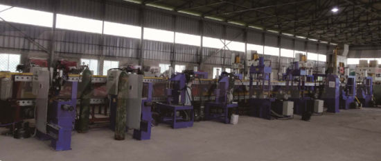 LPG Gas Cylinder Production Line for New Plant pictures & photos