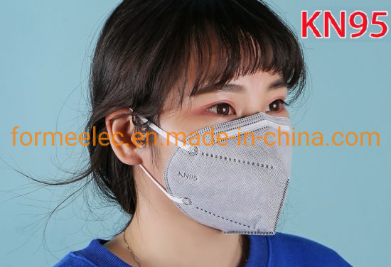 Kn95 Respirator Medical Face Masks Kn95 Protective Mask N95 Mask Disposable Mask pictures & photos