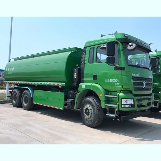 Shacman 25, 000liters/25cbm/25m3/25ton/25000L/25, 000 Liter Drinking Water Truck pictures & photos