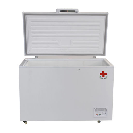 Hot Sale Ultra Low Temperature Chest Deep Chiller Pharmacy Laboratory Vaccine Freezer