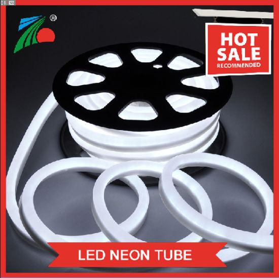 china outdoor led neon rope lighting 24v mini size color jacket led