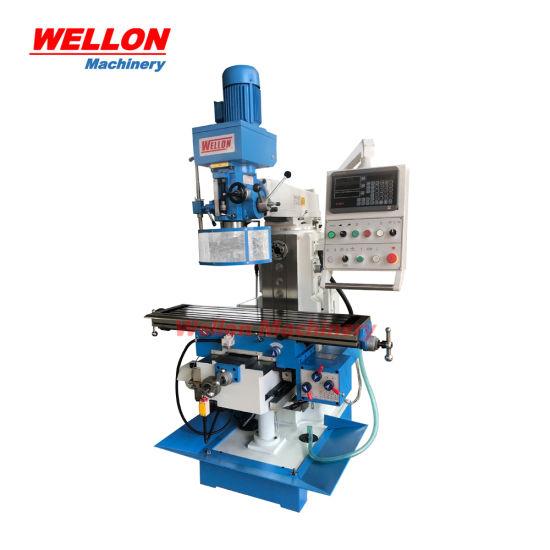 Knee Type Universal Milling Drilling Machine Price Zx6350za
