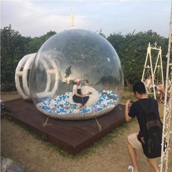Inflatable Bubble Tent / Inflatable Campingt Tent