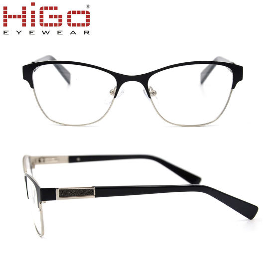 China Classic Round Glasses Frames New Metal Optical Frame Wholesale ...
