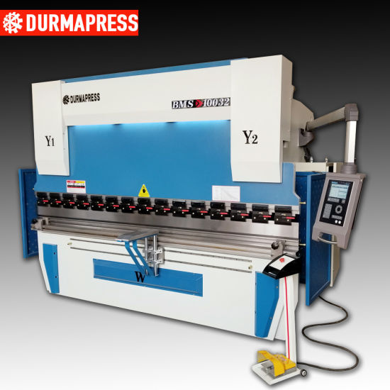Wc67K 100t 3200 Automatic Sheet Metal Bending Machine with 4mm Thickness