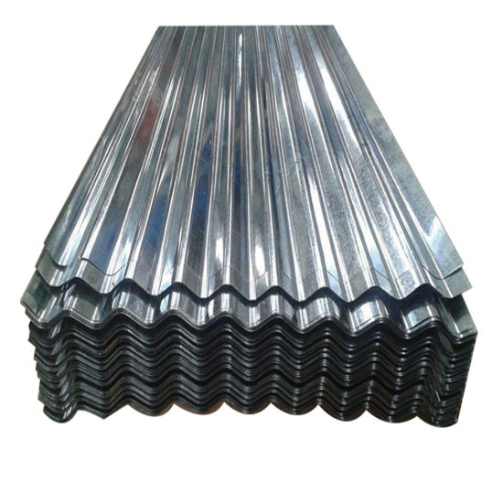 Z275 24 Gauge Hot Dipped Galvanized Corrugated Roofing Sheet