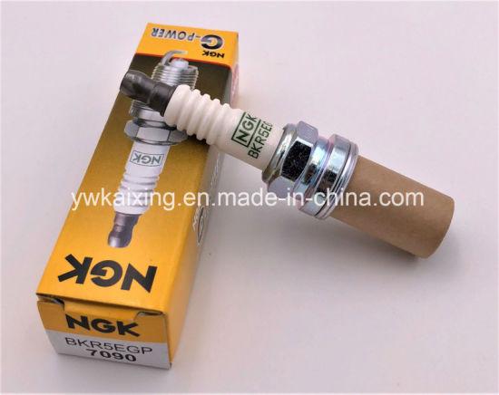 6 PCS *NEW* NGK 7090 G-Power Platinum Spark Plugs BKR5EGP