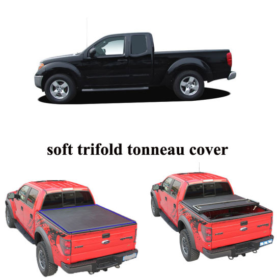 Professional Truck Bed Covers For Nissan Frontier 5 Bed China Tonneau Cover Hard Tri Fold Tonneau Cover Made In China Com