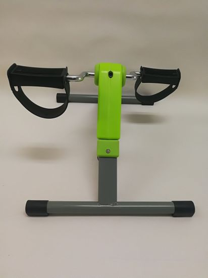 Folding Exercise Peddler Portable Pedal Exerciser with Electronic Display pictures & photos