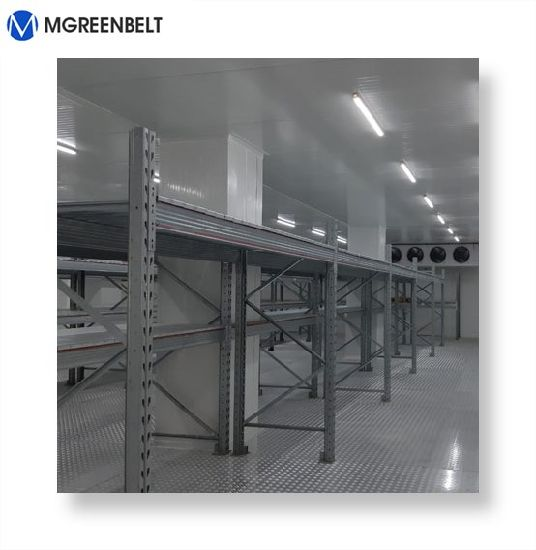 Drive in Cold storage Room with Refrigeration Condensing Unit and PU Panels