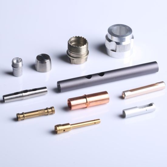 High Precision Metal CNC Machining with Heat Treatment