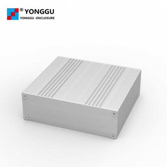 Lead Two Days Aluminium Extruded Junction Box Ygs025 168*54-D mm