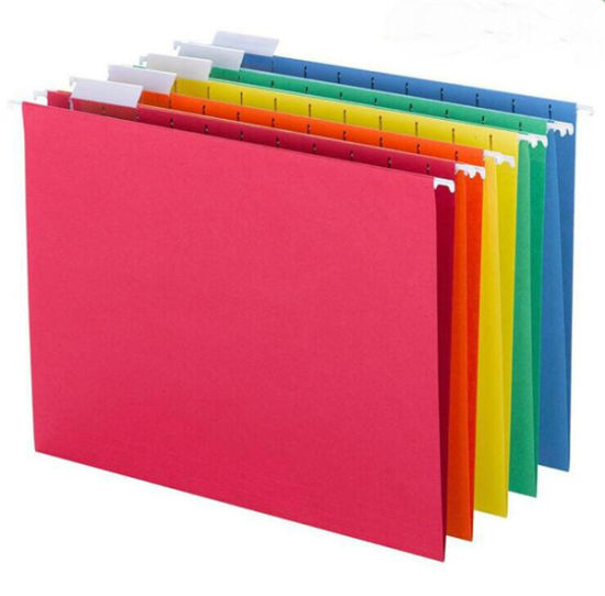 OEM New Design Hanging File Folders pictures & photos