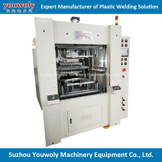 Vacuum Cleaner Dust Hot Plate Welding Machine