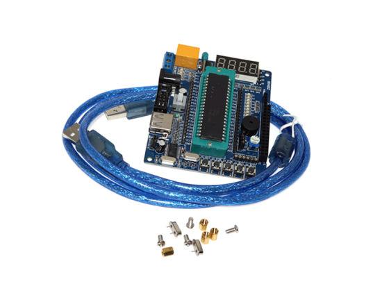 Hot Sale DIY Kits 51 AVR MCU Microcontroller Board H5b2 for Arduino