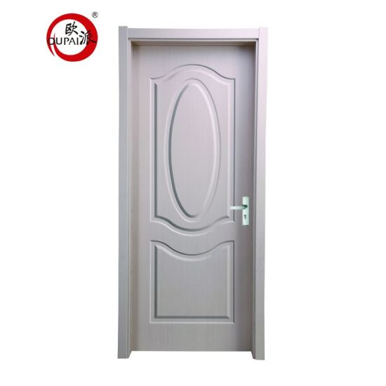 Circle Carved Pattern MDF Home Wholesale Door Wood Interior pictures & photos