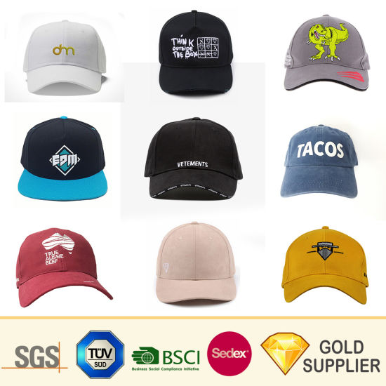 1068fab602809 Factory Produce Custom Casual Leisure Stitches Outdoor Visor Washed Sports  Protection Chino Suede Denim Polyester Golf Baseball Hat Cap with Assorted  Colors
