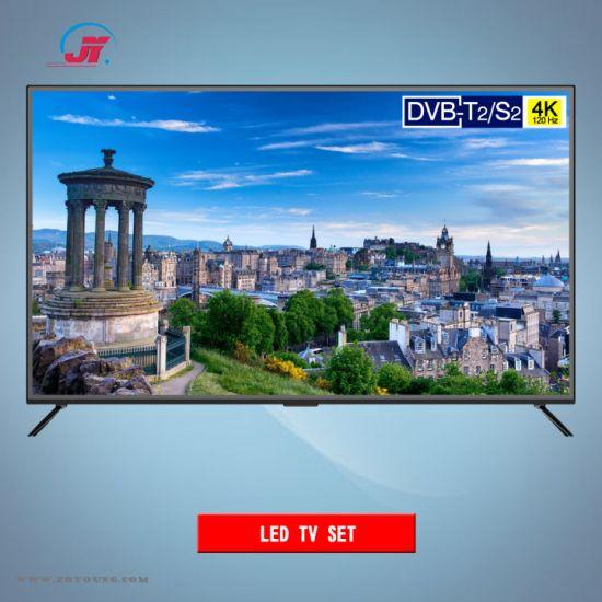 65inch UHD 120Hz Smart DVB-T2/S2 LED TV (ZTC-650T9-USDS)