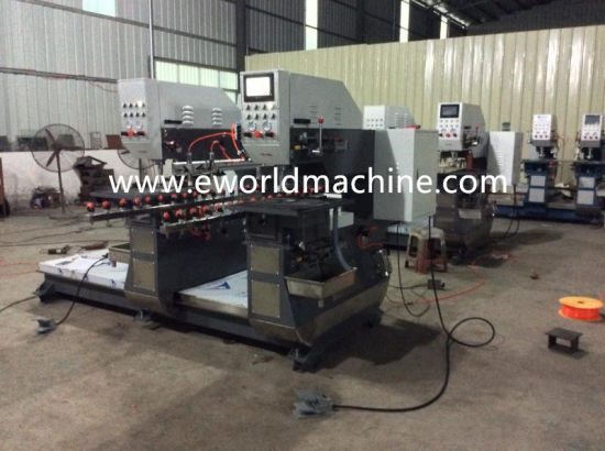 CNC Automatic Three Head Glass Drilling Machine with Factory Price