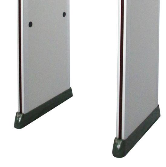 China Door Frame Security Walk Through Metal Detector Gate - China ...