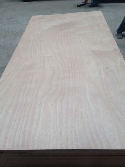 Okoume Veneer (0.50mm) MDF Sales From Factory pictures & photos