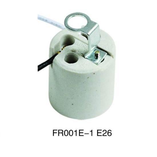 China Intermediate Light Socket Fr001e