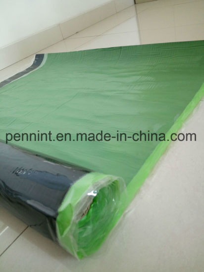 1.2mm 1.5mm Self-Adhesive Modified Bitumen Waterproofing Sheet Roofing Membrane pictures & photos