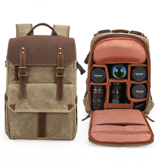 2019 Best Laptop Outdoor Camera Backpack Waterproof Supplier