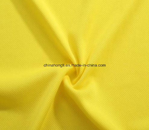 Bird-Eye 100%T, 125GSM, Mesh Knitting Fabric for Sport, T-Shirt Garment