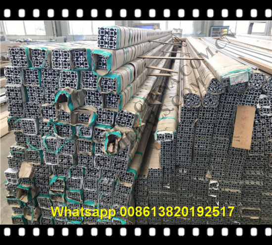 3030 4040 4545 5050 6060 Alloy Aluminum Profile for Industrial Door Window Equipment pictures & photos