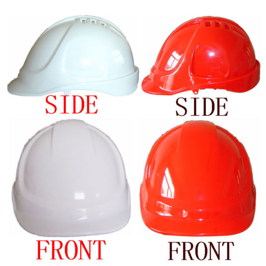 Industry Construction Head Protective Work Helmet ANSI Z87 1 JMC 422J
