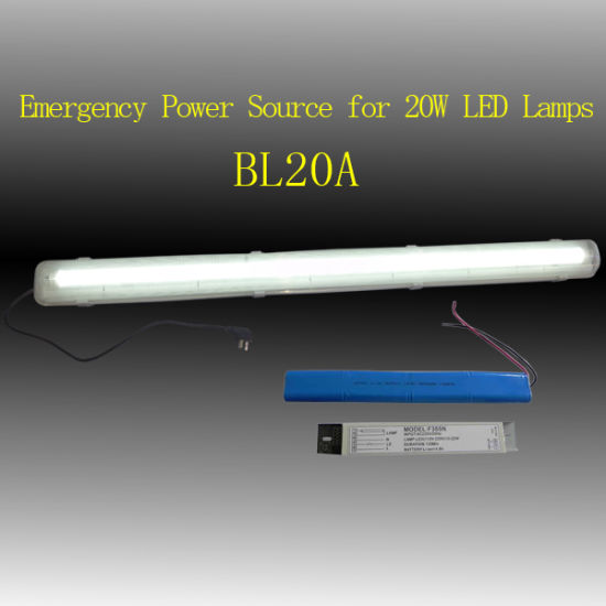 Rechargeable Conversion Kits for 20W LED Tube (BL20A)