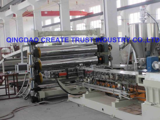 China Top Quality Plastic Calender / Plastic Calender Machine / Plastic Sheeting Machine pictures & photos