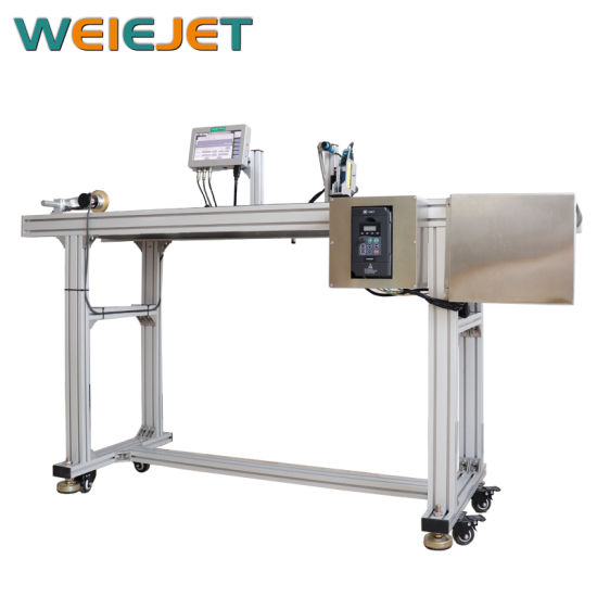 25.4mm Industrial Tij Inkjet Printing/Coding Printer for Coding on Cosmetics/Pharmaceutical/Food/Carton