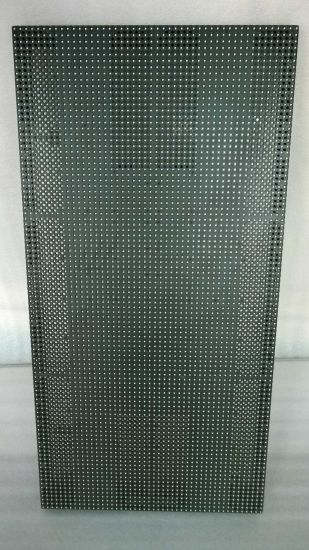 Hot Sell P10mm High Transparent Indoor Full Color LED Mesh/Curtain Screen pictures & photos