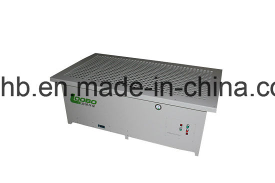 Sanding Downdraft Table/Downdraft Workbench with Self Cleaning Dust Collection System pictures & photos