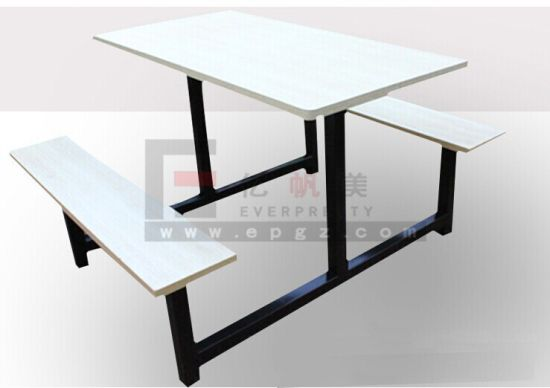 New Design School Can Furniture Student Dining Table Chair For