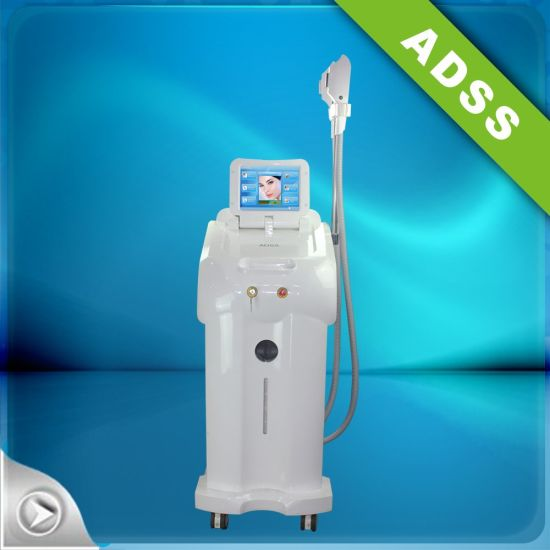 High Quality Shr and Opt Technology IPL Hair Removal Machine pictures & photos