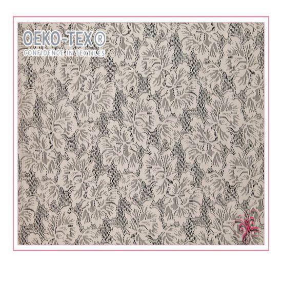 Competitive Price Beautiful Wholesale Stretch Multi Color Lace Fabric