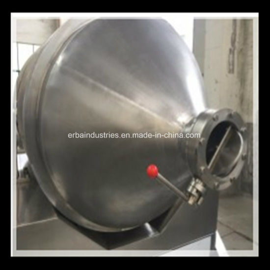 Rotary Drum Two Dimension Powder Mixer