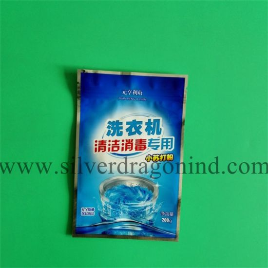 Pet/LLDPE Composite Packing Bag for Washing Powder