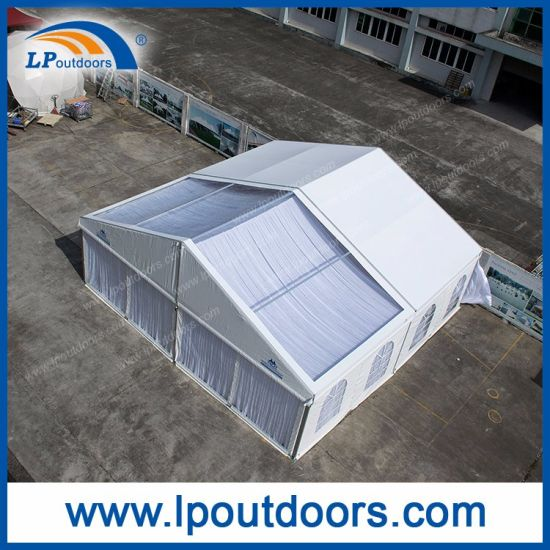 China Mobile Transparent Car Show Tent With Wooden Floor China - Car show tent